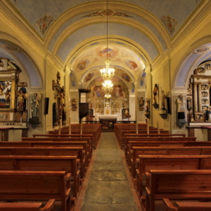 Eglise baroque Besans - Jean-Marc Blache