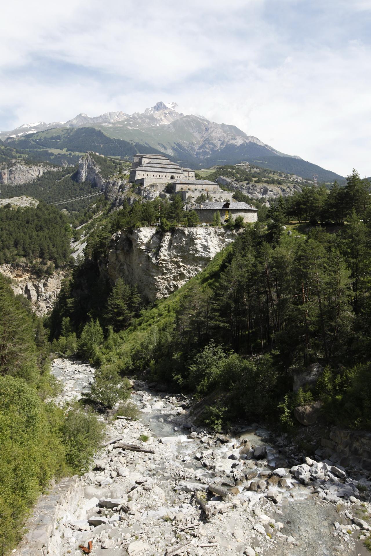Forts de l'Esseillon - Jean-Marc Blache