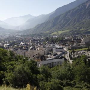 Vue de Saint-Jean-de-Maurienne - Jean-Marc Blache