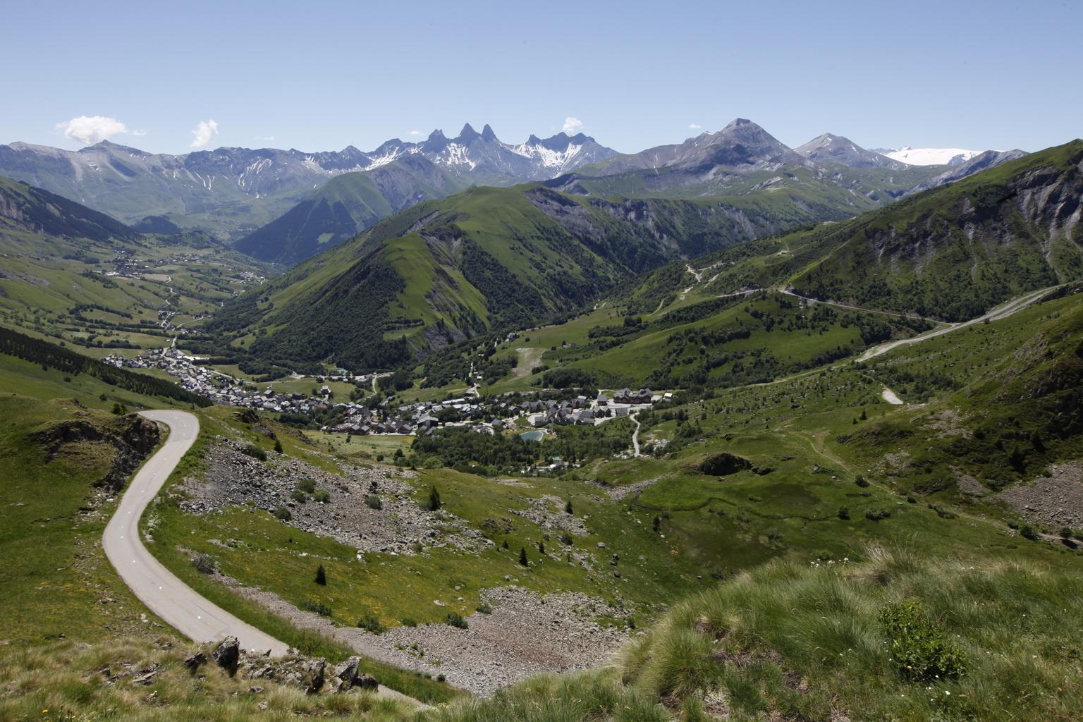 Vallée des Arves - Jean-Marc Blache
